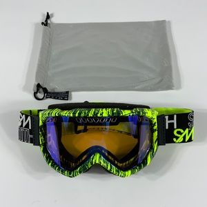 Adult Smith Goggles snow skiing winter storm